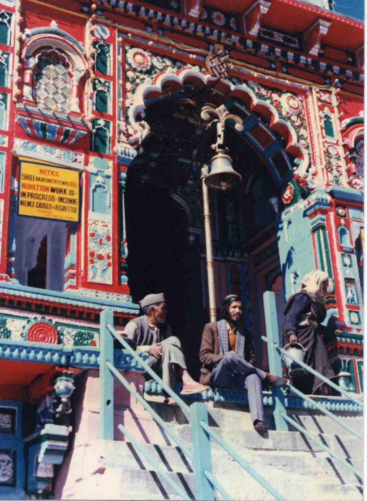 バドリナート寺院