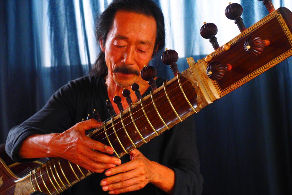 Anjali Indian Musaic  北インド古典音楽シタール奏者伊藤公朗